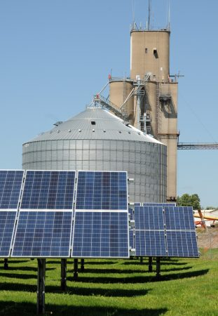 solar power in Frytown
